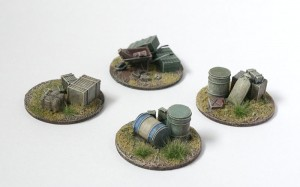 FoF objective markers