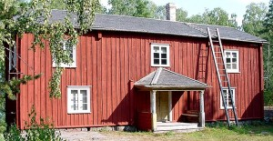 Western Finland house, 1764