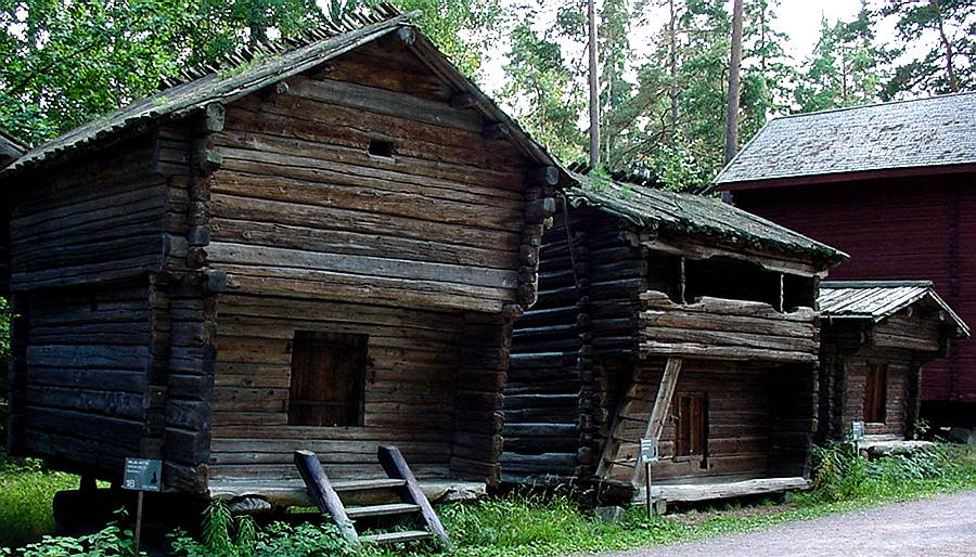 18th 19th Century Finnish Buildings Part Ii Examples