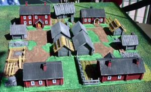 Yard-bases with removable buildings