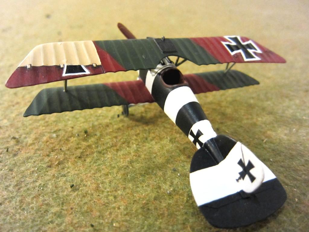 CanvasEagles15 Esci Albatros D.III Bruno Lörzer