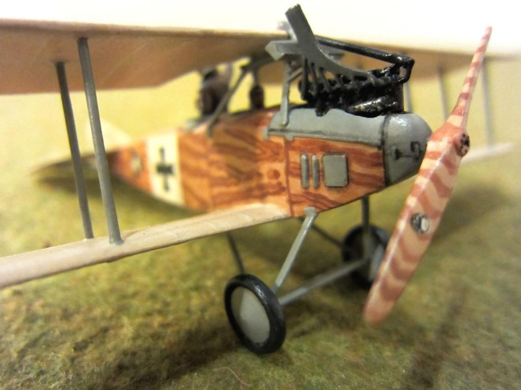 CanvasEagles39 Pegasus Albatros C.III