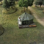 Finnish first-aid station – Model of the Day