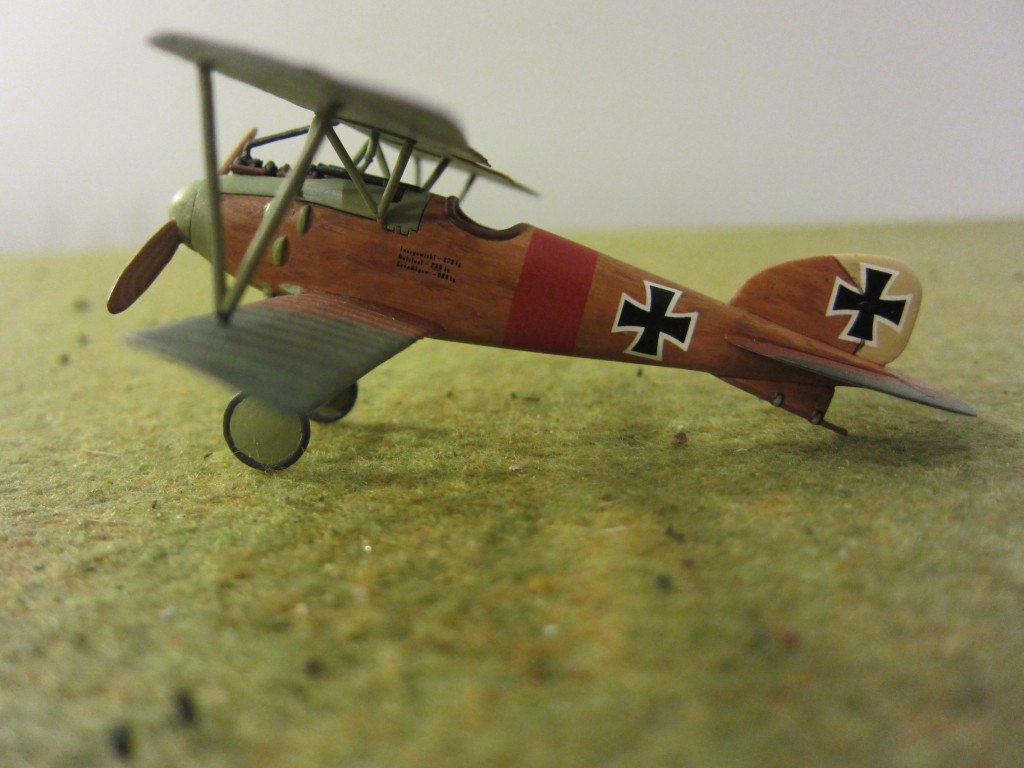 1/72 Albatros D.III from Esci.