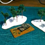 6mm trees from ebay 150x150 Spanish lancer conversion