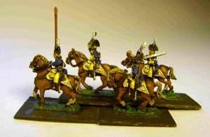 Karelian dragoons