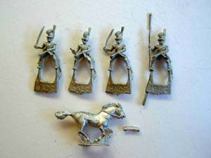 Minifigs early dragoons